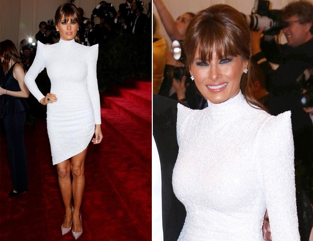 Melania Trump First Lady Of Fashion