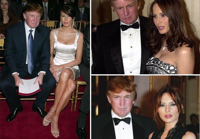 Melania Trumps Photoshoots