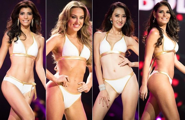 Miss Grand International Bikini