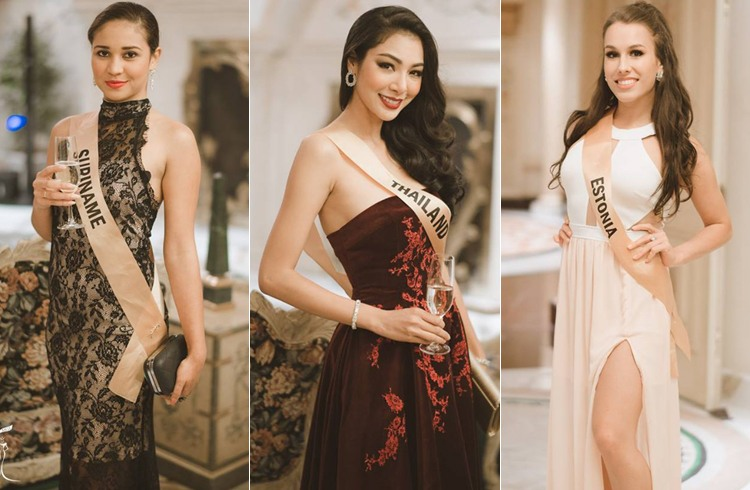 Miss Grand International Dresses