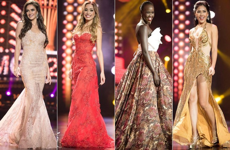 Miss Grand International Evening Gown