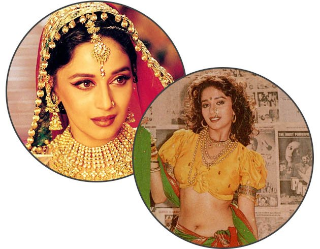 Nose Jewelry for Bollywood