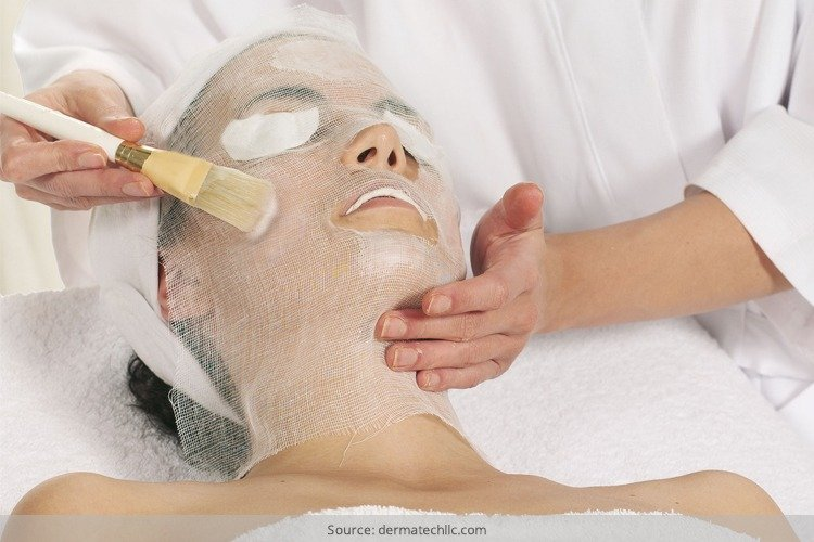 Paraffin Wax Facial