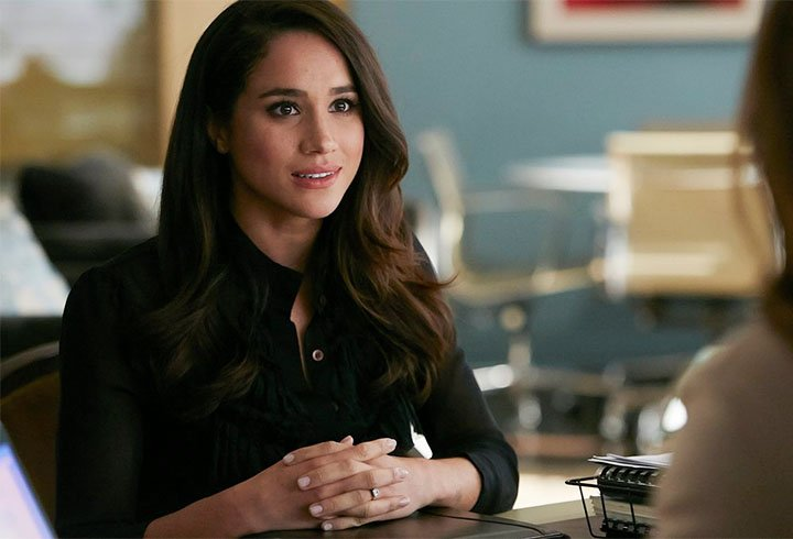 Photoshoot for Meghan Markle