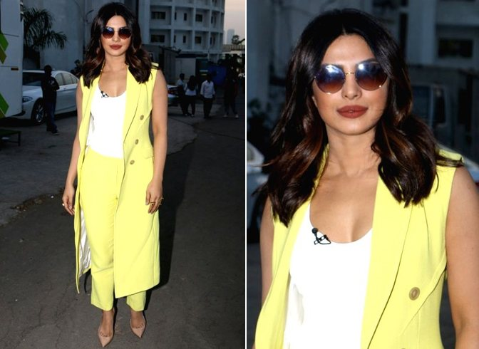 Priyanka Chopra in 3-1 Phillip Lim