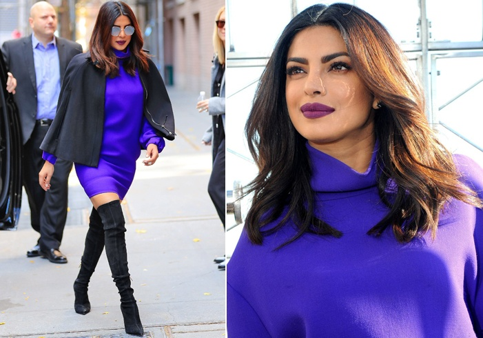 Priyanka Chopra In Costume National