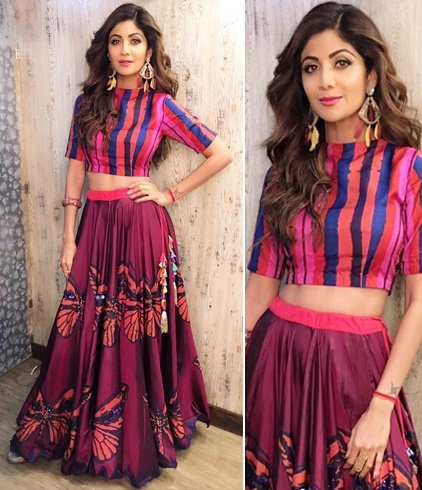 Shilpa Shetty In Anupama Dayal