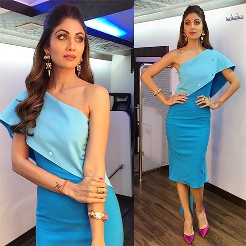 Shilpa Shetty In Deepankshia And Reena