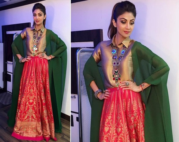 Shilpa Shetty In Payal Khandwala