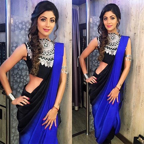 Shilpa Shetty In Roshni Chopra