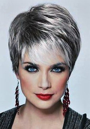 Gorgeous Grey Hair Styles You Wont Mind Flaunting