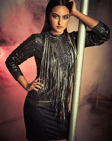 Sonakshi Sinha On Cosmopolitan India