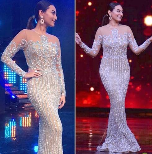 Sonakshi Sinha Fashion Look