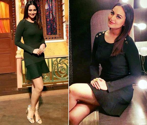 Sonakshi Sinha In Zara