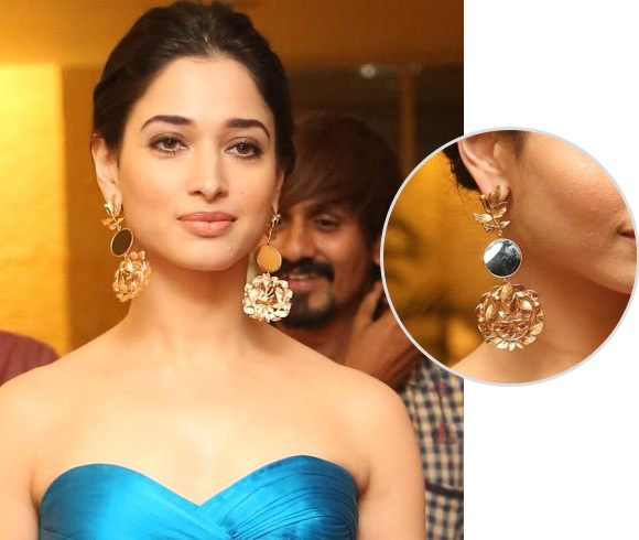 Tamannaah Suhani Pittie Earrings