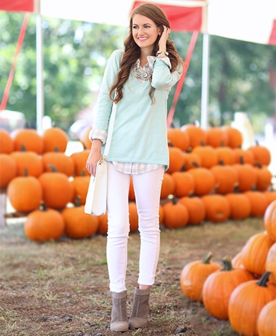 Thanksgiving Outfits For Teenagers