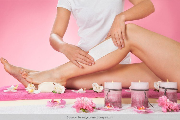 Types Of Waxing