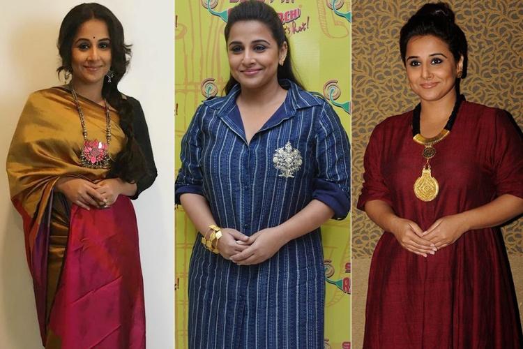 Vidya Balan Fashion