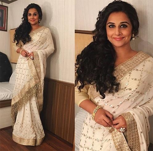 Vidya Balan In Diva India