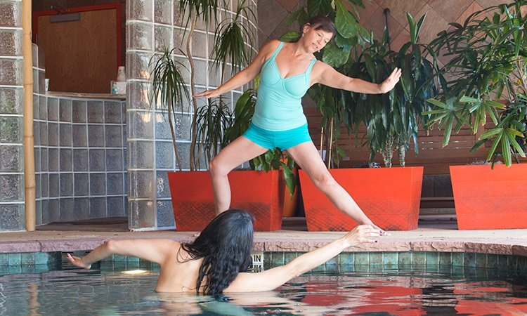 Water Yoga Exercises