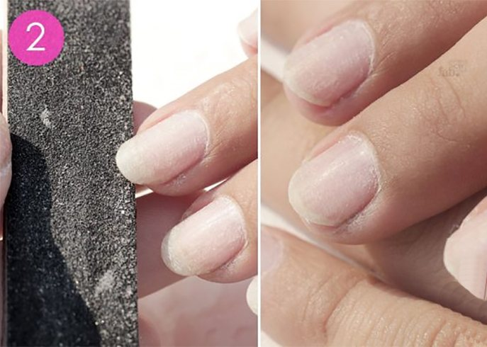 learn how to do acrylic nails