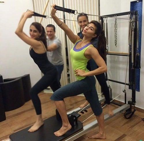 Yoga Celebrities