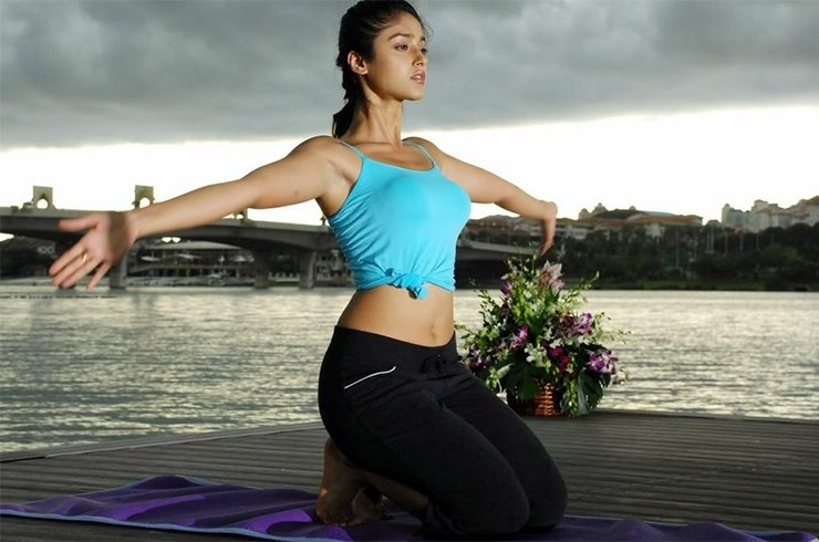 Yoga For Celebs
