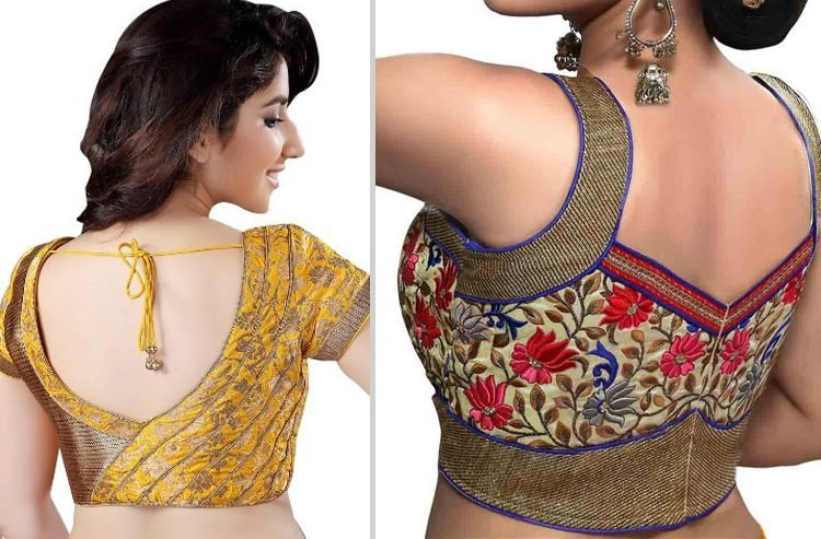 Blouse Back Neck Models Photos 2016 Blouse Designs For Silk Sarees Top 21 Pattu Blouses Discover The Latest Best Selling Shop Women S Shirts High Quality Blouses