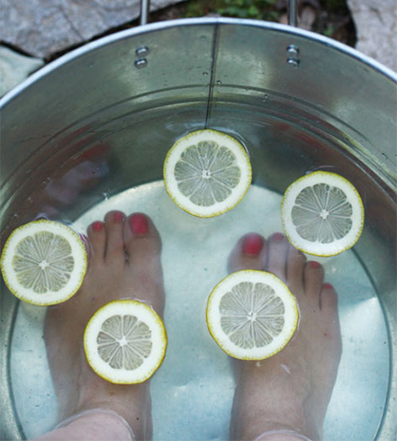 DIY Pedicures