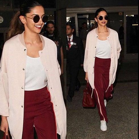Deepika-Padukone With HM Fashion