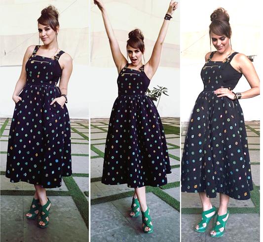 Neha Dhupia Dressing Style