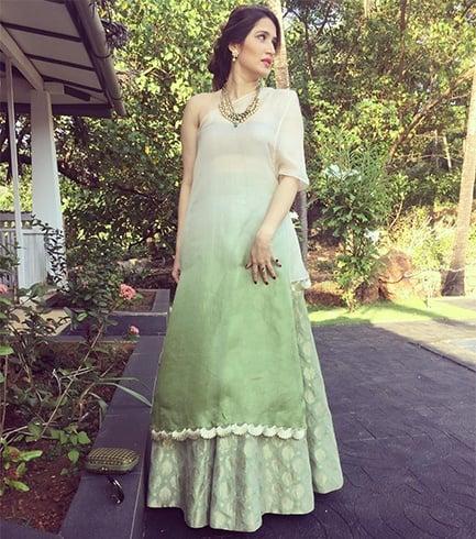 Sagarika Ghatge Style