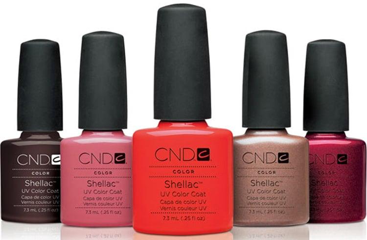 Shellac Manicure Colors