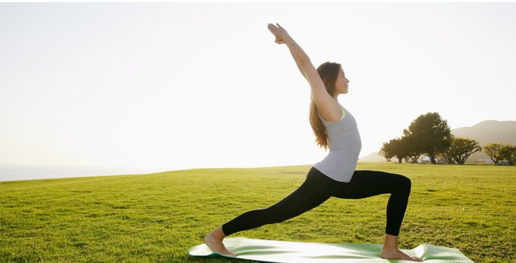 Yoga For Hair Regrowth