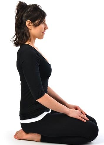 Yoga Mudra For Hair Growth