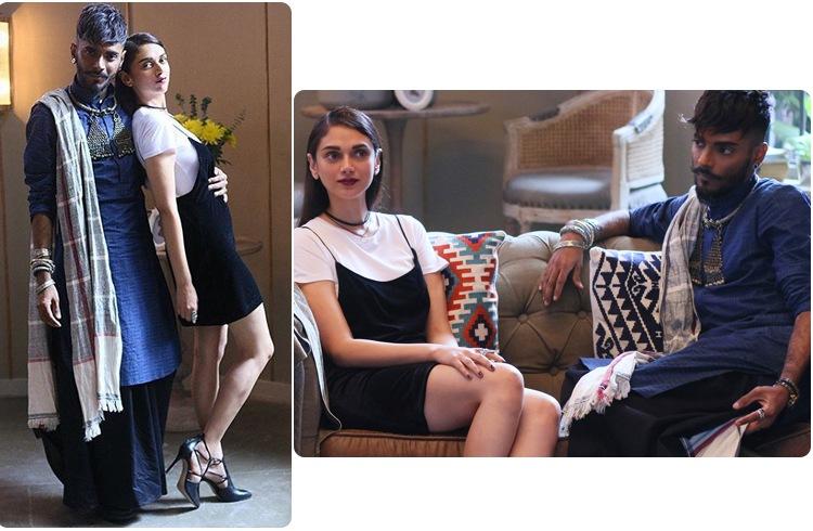 Aditi Rao Hydari Vogue BFF