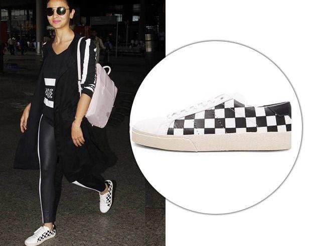 Alia Bhatt Footwear