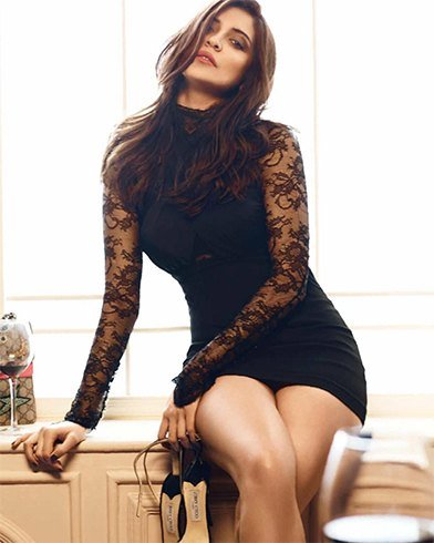 Anushka Sharma On GQ Magazines