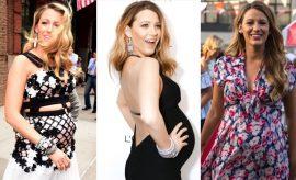 Best Blake Livelys Maternity Styles