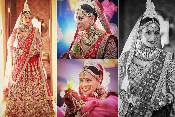 Bipasha Basu Wedding Photoshoots