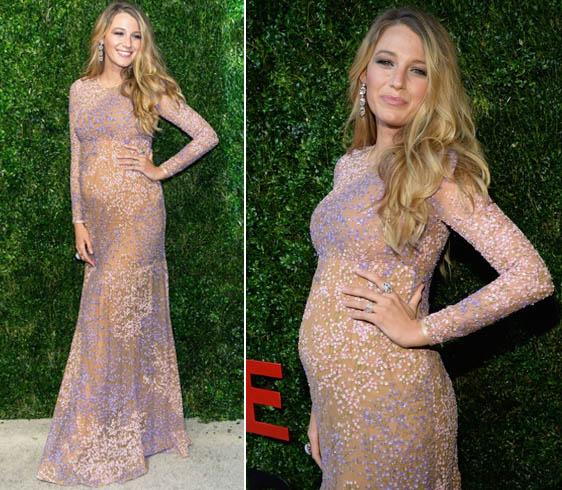 Blake Lively Pregnancy