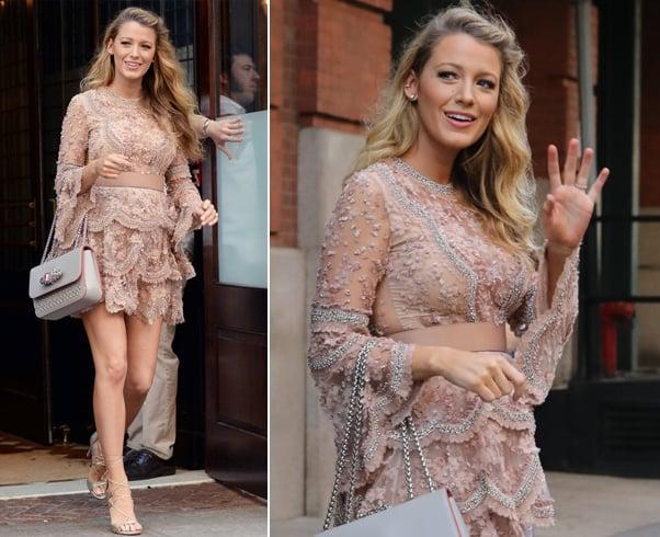 Blake Lively Pregnant Styles