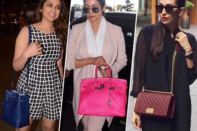Bollywood Celebrites Handbags