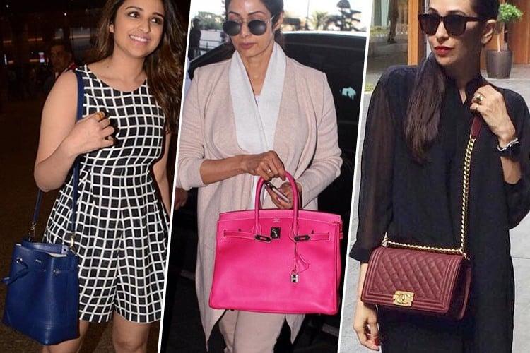 Bollywood Celebrites Handbags