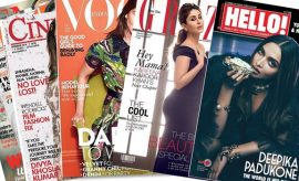 Bollywood Magazine Covers December 2016