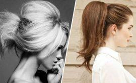 Bouffant Hairstyles