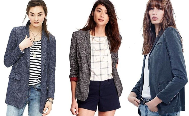 Boyfriend Blazers For Women