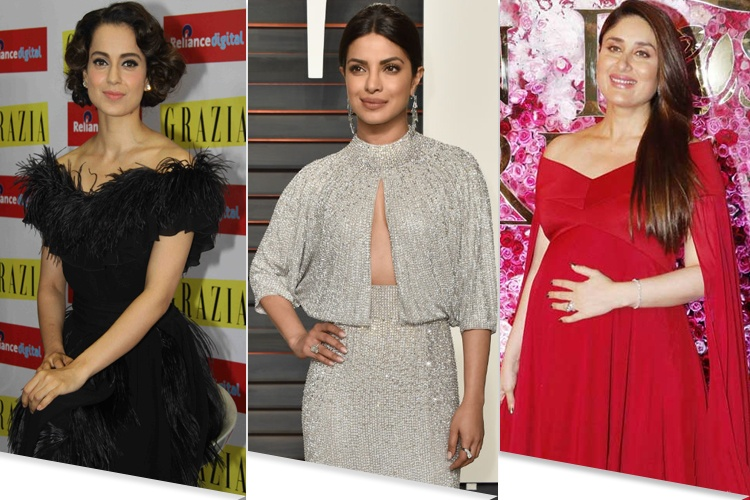 Celebrites Fashionable Moments of 2016