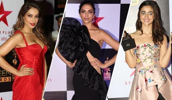Celebs at Star Screen Awards