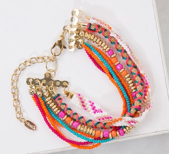 Chunky bracelet to make a statement